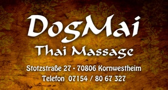 DogMai Thai Massage